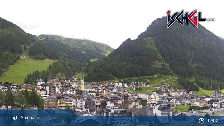 Paznaun - Tirol - Ischgl - Ischgl Dorf