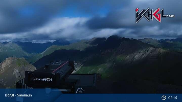 Paznaun - Tirol - Ischgl - Palinkopf