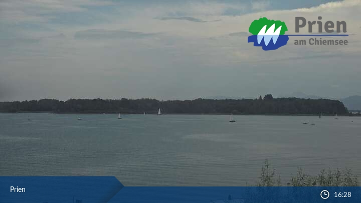 Webcam Prien am Chiemsee