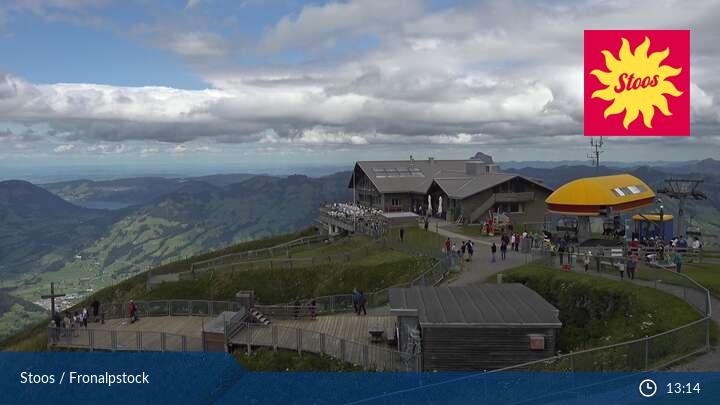 Stoos: Fronalpstock Gipfel, Urnersee