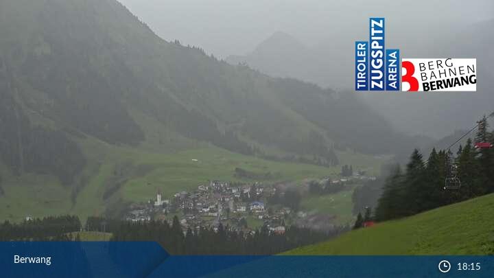 Tirol - Berwang - Sonnalmbahn Bergstation