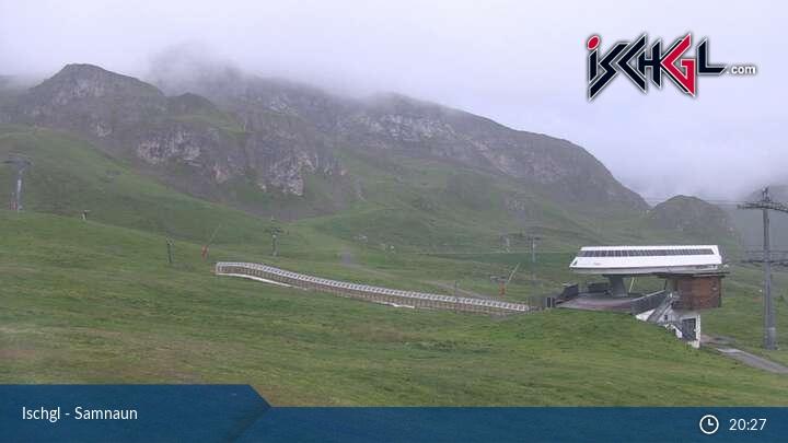 Paznaun - Tirol - Ischgl - Idalpe