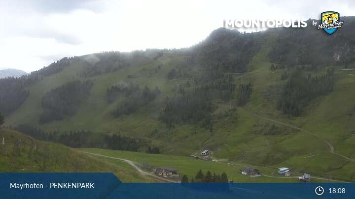 Zillertal - Tirol - Mayrhofen - Horberg Hintertrett