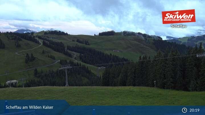 SkiWelt Wilder Kaiser - Brixental - Tirol - Scheffau am Wilden Kaiser - Brandstadl Restaurant