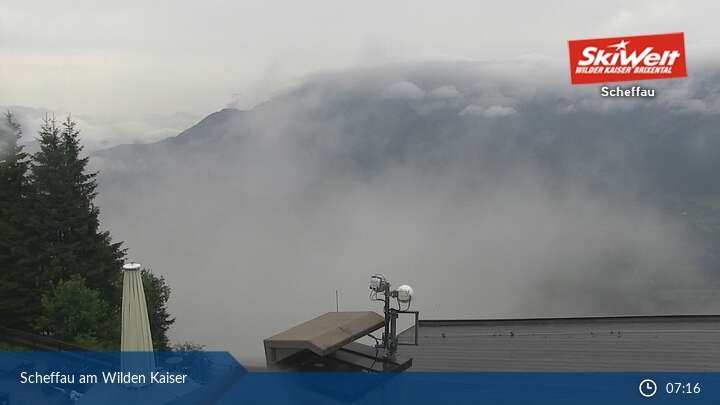 Webcam Scheffau am Wilden Kaiser - Tirol
