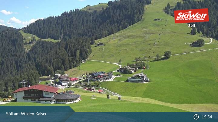 Webcam <br><span> skiwelt wilder kaiser - brixental</span>