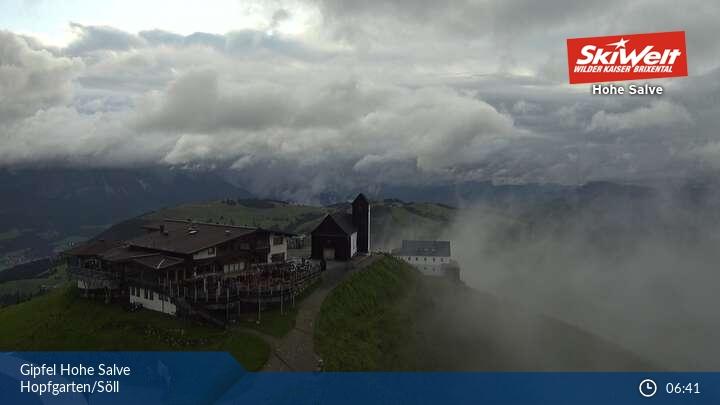 SkiWelt Wilder Kaiser - Brixental - Tirol - Hopfgarten im Brixental - Gipfel Hohe Salve