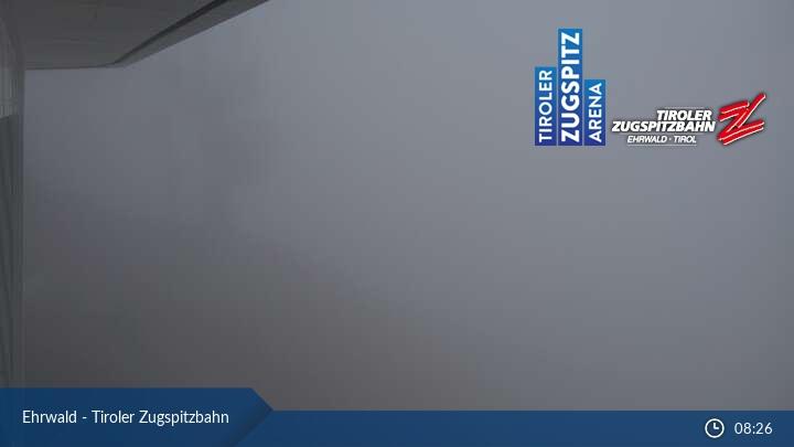Tirol - Ehrwald - Tiroler Zugspitzbahn Bergstation