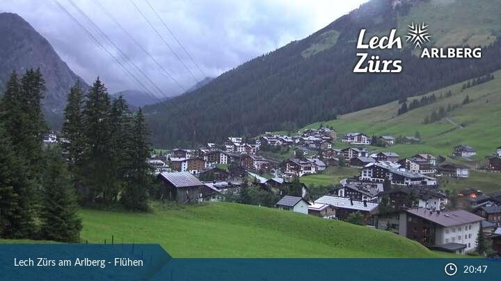 Arlberg - Vorarlberg - Lech am Arlberg - Flühenlift