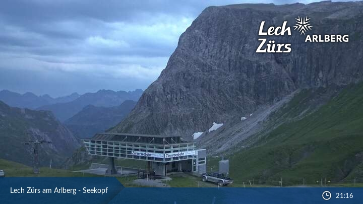 Arlberg - Vorarlberg - Zürs am Arlberg - Zürs Seekopf
