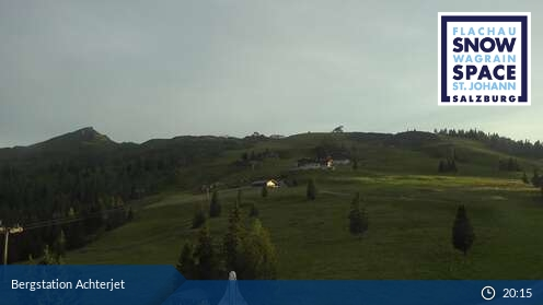 Webcam achterjet Bergstation
