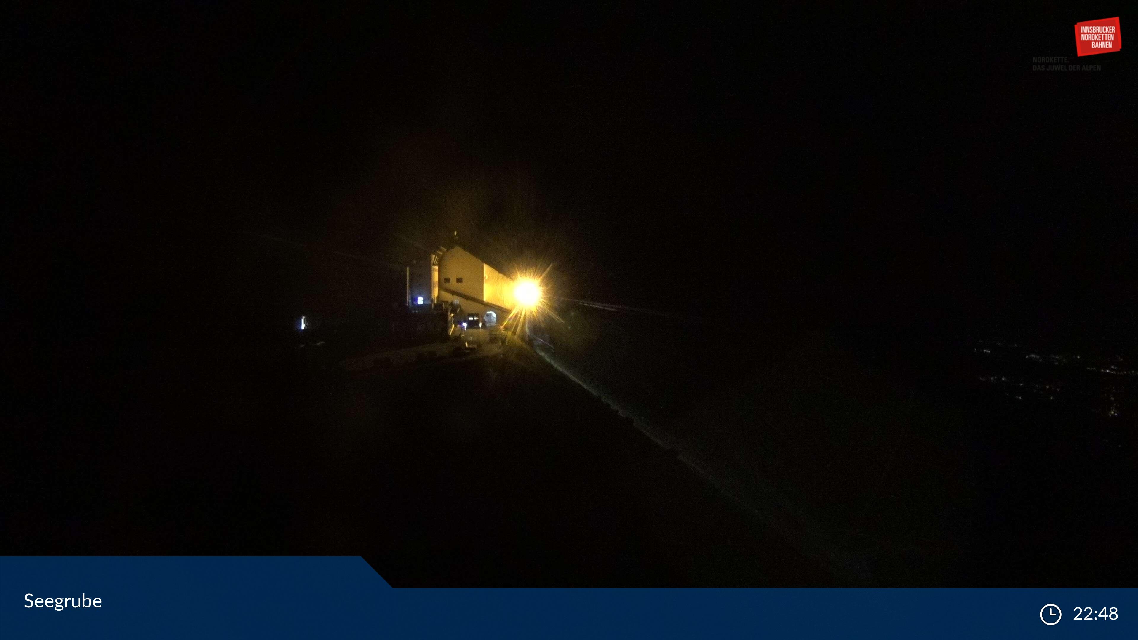 Webcam Nordkette