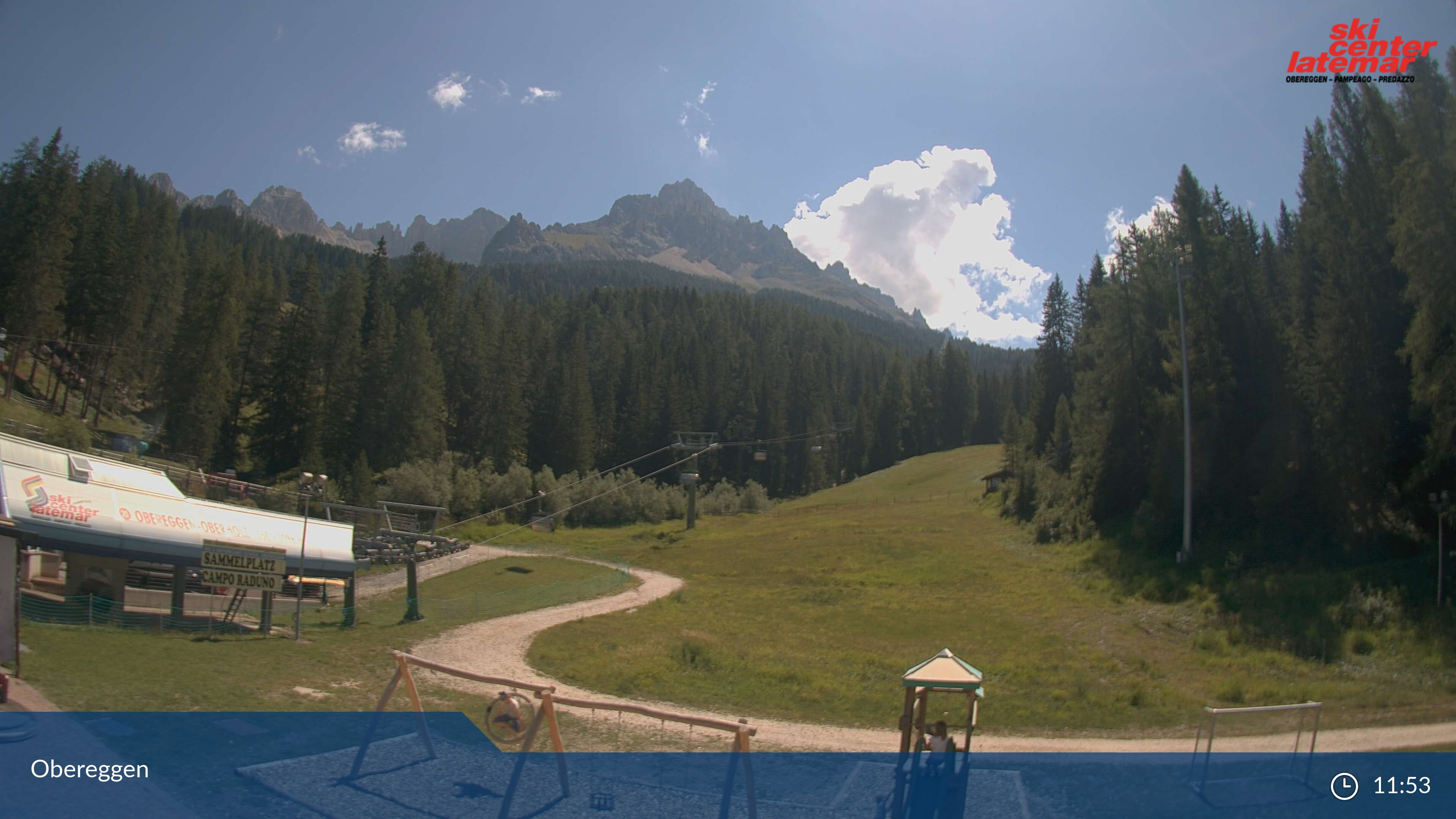 Webcam Alpe Cermis