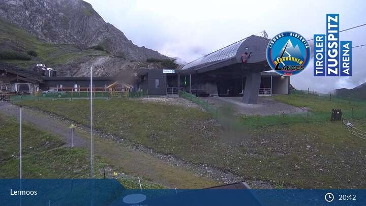 Standbild Livecam Lermoos