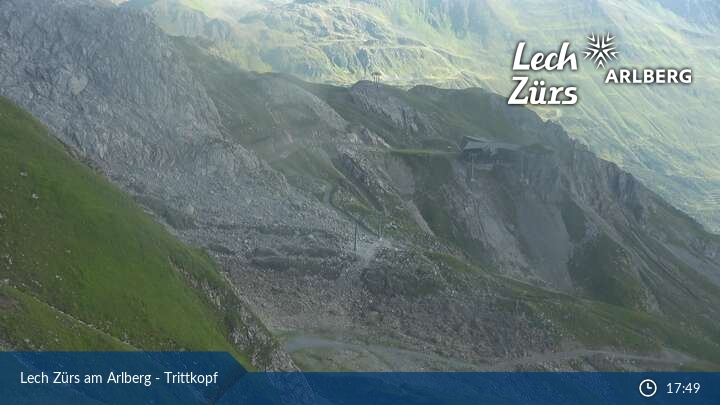 Webcam: Stuben am Arlberg