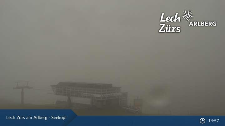 Webcam Lech Zuers Arlberg Zuersessbahn