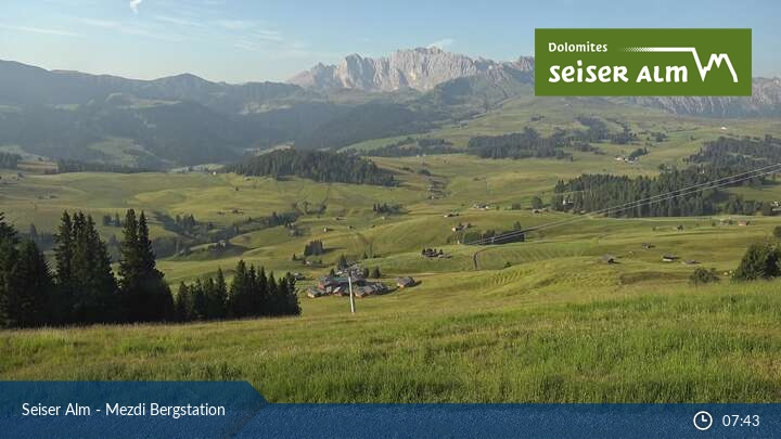 Seiser Alm - Mezdi (Live)