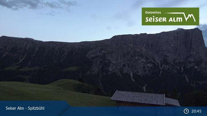 Seiser Alm - Spitzbühl (Live)