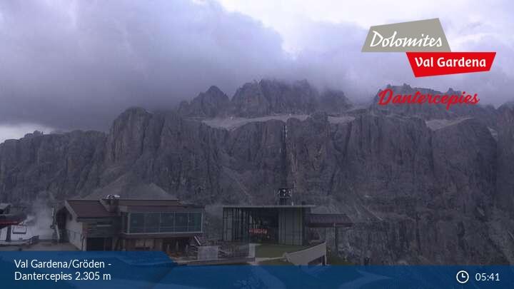 Dantercepies -  Sellaronda - Val Gardena