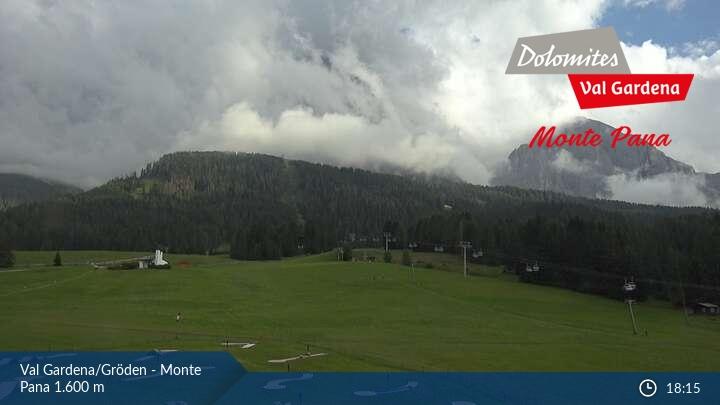 Monte Pana - Live