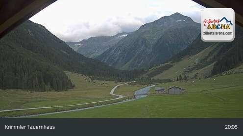 Webcam Thumpnail - Krimmler Tauernhaus 1.628 m