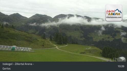 Webcam Thumpnail - Isskogel – Zillertal Arena 1.900 m