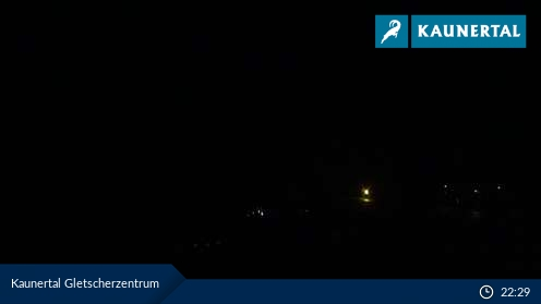 Webcam Kaunertaler Gletscher