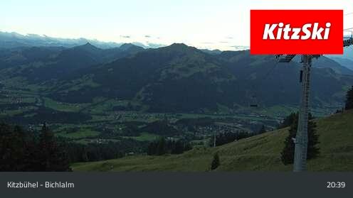 Livecam Bichlalm - Kitzbühel