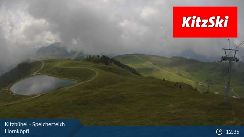 Livecam Speicherteich Hornköpfl
