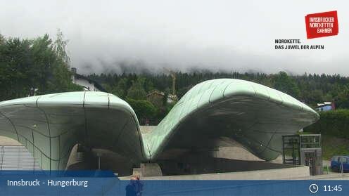 Innsbrucker NordkettenbahnenHungerburg