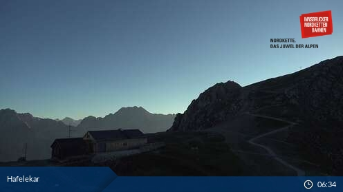 Innsbrucker NordkettenbahnenHafelekar