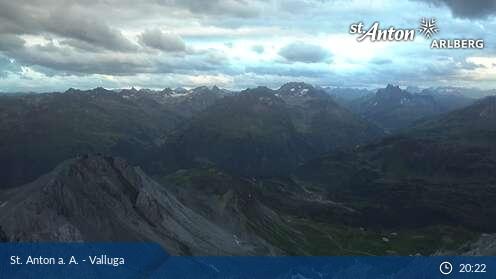 St. Anton am ArlbergValluga