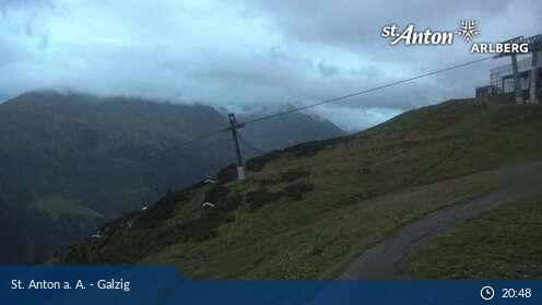 St.Anton am ArlbergGalzig Bergstation