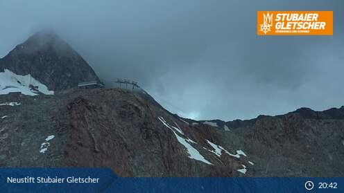 Stubaier GletscherEisgrot