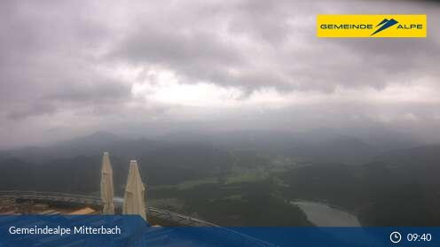 Gemeindealpe Mitterbach – Panorama Gipfelbahn